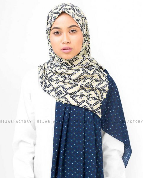 2 In 1 Viskos Jersey Hijab - Silk Route 5A413d